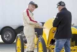 Ed Archer will race his 1915 Ford Roadster
