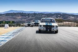 Three significant Ford Mustang GT 350s