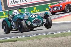 Steve Schuler, 1950 Allard J-2 Le Mans