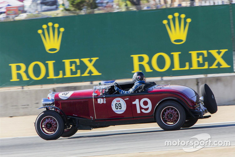 Howard Swig, 1931 Chrysler CD-8 Le Mans