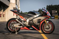 Stefan Bradl's moto, Aprilia Racing Team Gresini