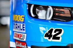 Justin Marks, HScott Motorsports