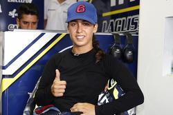 Maria Herrera, Husqvarna Factory Laglisse