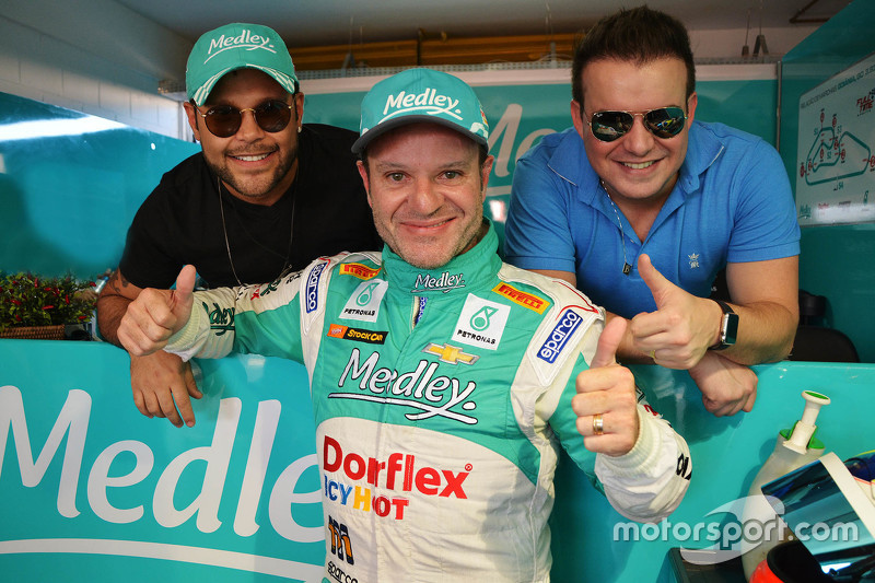 2015: Stock Car - 4º lugar