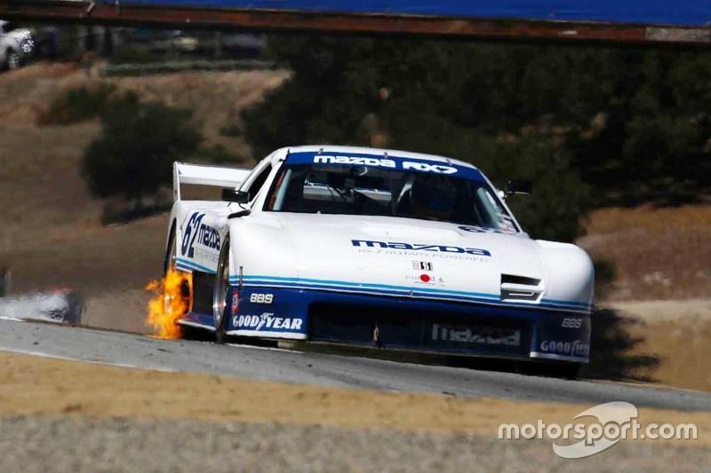 Mazda RX7 IMSA GTO klasik