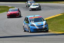 #66 Shea Racing Honda Fit: Jay Salinsky