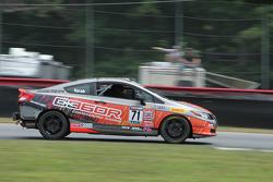 #71 Compass360 Racing Honda Civic Si: Ron Yarab