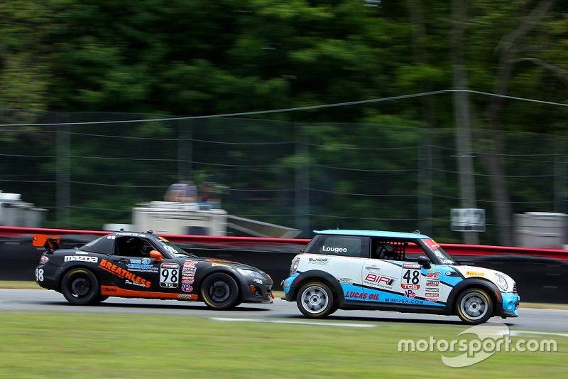 #48 Shea Racing Mini: Nick Lougee