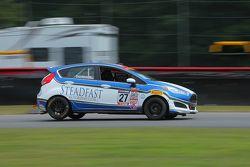 #27 Ford Fiesta: Marc Sherrin