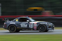 #33 Mazda MX-5: Adam Poland