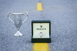 Rolex y Trofeo para los ganadores de cada clase