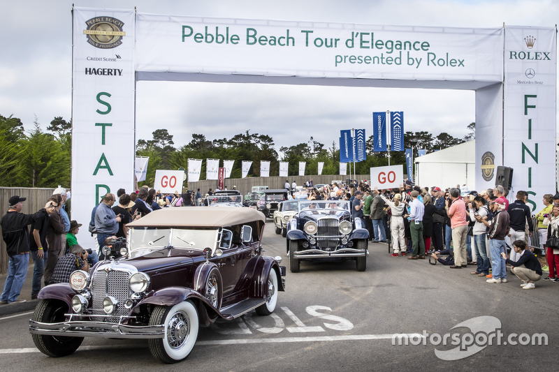 Aaron & Valerie Weiss, 1931 Chrysler CG Imperial LeBaron Dual Cowl Phaeton