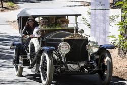 Doug Magee Jr., 1914 Rolls-Royce Silver Ghost Kellner Torpedo Phaeton