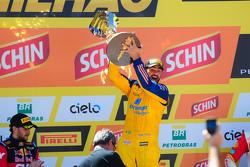 Thiago Camilo en el podio
