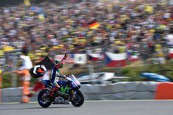 Winnaar: Jorge Lorenzo, Yamaha Factory Racing