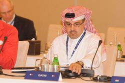 ناصر خليفة العطية، نائب رئيس الإتحاد الدولي للسيارات