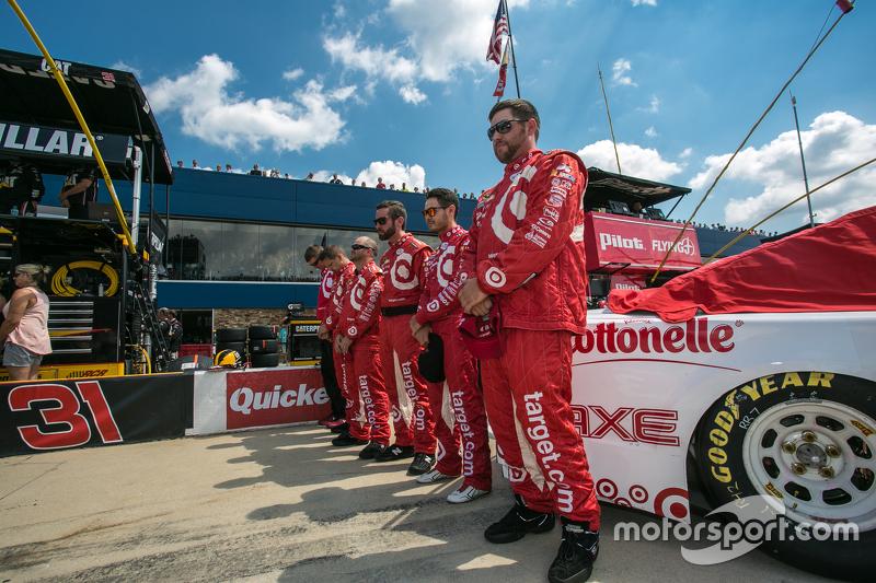 Miembros del equipo, Chip Ganassi Racing