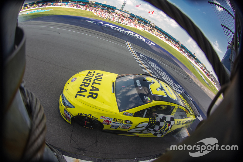 Juara balapan Matt Kenseth, Joe Gibbs Racing Toyota