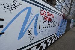 Michigan duvarı