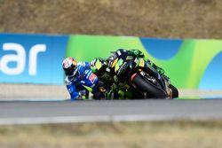 Pol Espargaro, Monster Yamaha Tech 3 en Maverick Viñales, Team Suzuki MotoGP