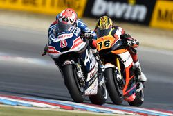 Hector Barbera, Avintia Racing and Loris Baz, Forward Racing Yamaha