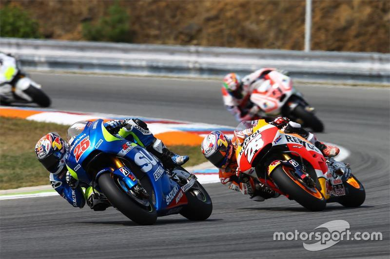 Маверік Віньялес, Team Suzuki MotoGP та Дані Педроса, Repsol Honda Team