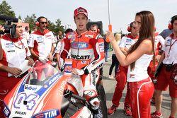 Грид-гёрл Андреа Довициозо, Ducati Team