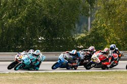 Efren Vazquez, Leopard Racing, Brad Binder, Red Bull KTM Ajo, Jorge Navarro, Estrella Galicia 0,0,