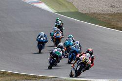Niccolo Antonelli, Ongetta-Rivacold Honda mène un groupe