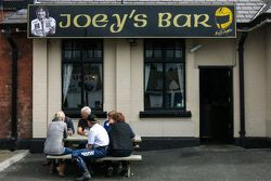 Bar de Joey en Ballymoney, Irlanda del Norte