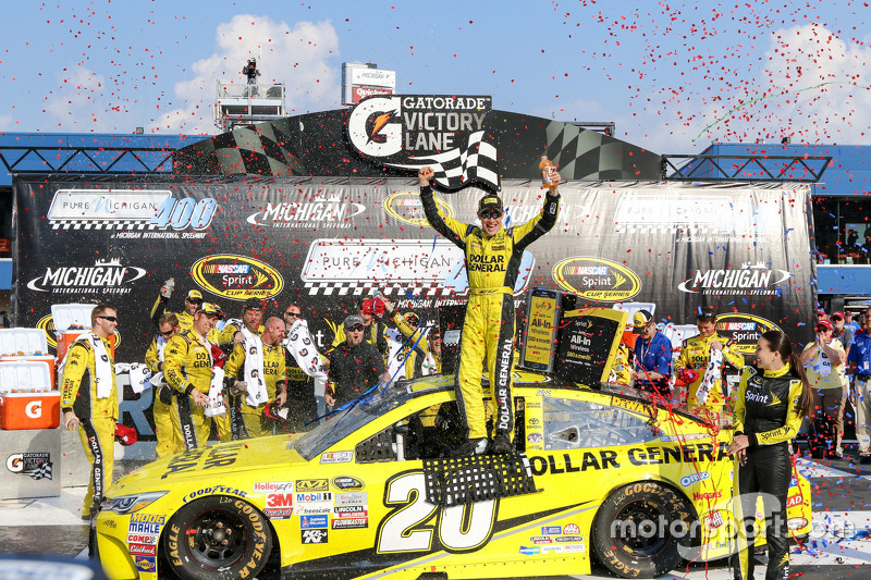 Gandor de la carrera Matt Kenseth, Joe Gibbs Racing Toyota