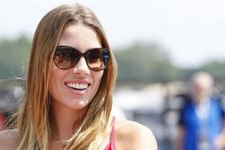 Ashley Van Metre novia de Kurt Busch