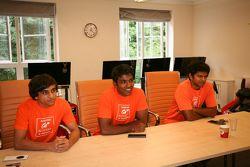 Hindistan takımının hazırlığı