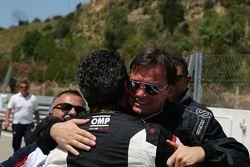 Stefano Valli e Vincenzo Montalbano Zerocinque Motorsport
