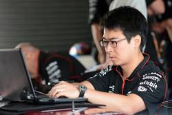 Dragon Racing mühendisi