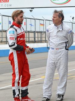 Nick Heidfeld, Mahindra Racing ve Jacques Villeneuve, Venturi