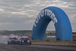 Евгений Сатюков (BMW) и Андрей Песегов (Nissan)
