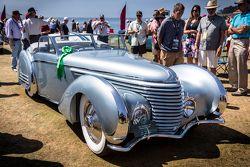 Sam & Emily Mann, 1937 Delahaye 145 Franay Cabriolet
