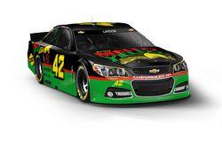 Southern 500 de Kyle Larson, Chip Ganassi Racing Chevrolet