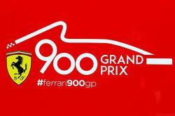 Ferrari célèbre son 900e Grand Prix
