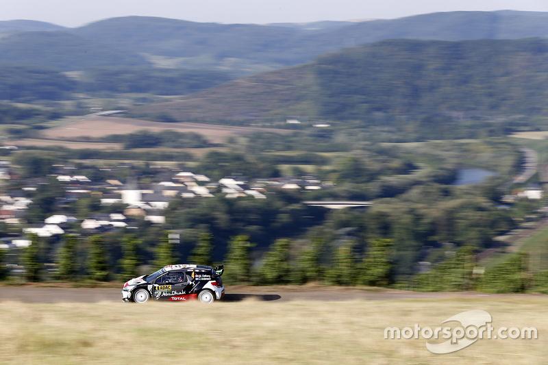 Mads Ostberg, dan Jonas Andersson, Citroën DS3 WRC, Citroën World Rally Team