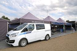 Un WRC Ford Transit