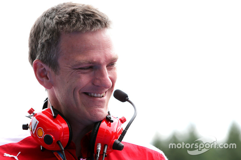 James Allison, Ferrari Chassis Technischer Direktor