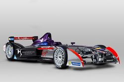 Livrea DS Virgin Racing Formula E Team