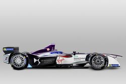 La livrée DS Virgin Racing de Formule E