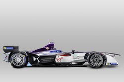 Ливрея команды Формулы Е DS Virgin Racing