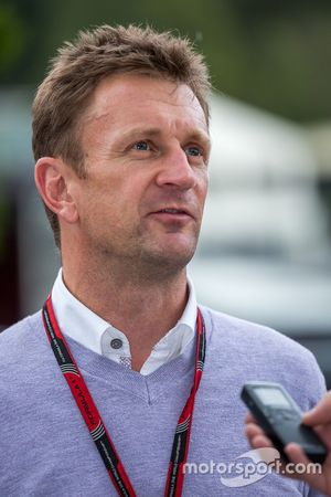 Allan McNish, BBC F1