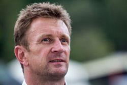 Allan McNish, BBC F1 Presenter