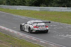 La BMW M6 GT3 en essais sur la Nordschleife