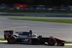 2015 GP2 Series Round 7. Spa-Francorchamps, Spa, Belgium. Friday 21 August 2015. Stoffel Vandoorne, ART Grand Prix